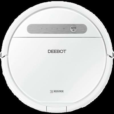 deebot ozmo 610 robotic vacuum and mop