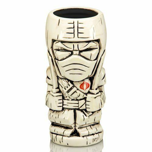 G.I. Joe Storm Shadow 16 oz. Geeki Tikis Mug