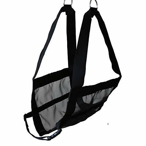 Calf Sling Hang Weight Scale Sling with Adjustable Strap for Weighing Lamb Baby