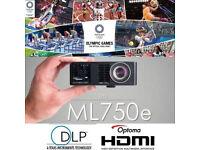 Optoma ML750e HD LED Projector