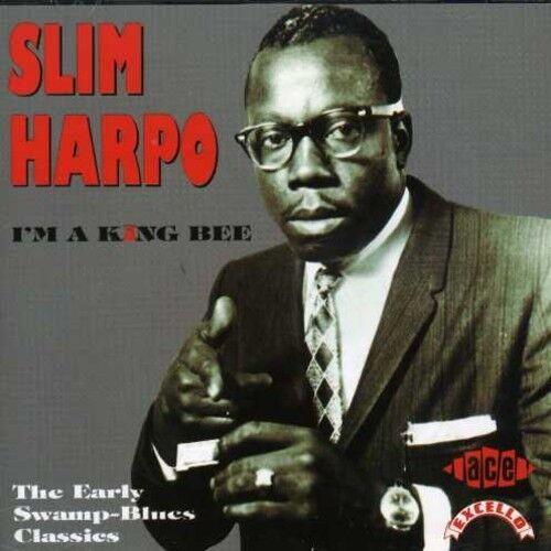 Slim Harpo - I'm a King Bee [New CD] UK - Import