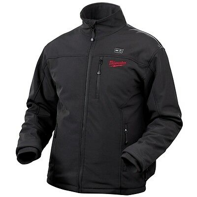 Milwaukee 2345-XL M12 Cordless Black Heated Jacket Kit, XL on Rummage