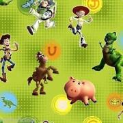 Toy Story Fabric