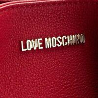 Love Moschino Borsa Grain Pu Rosso Art Jc4274pp02kl0514 Ultimo Pezzo Sconto 50% - moschino - ebay.it