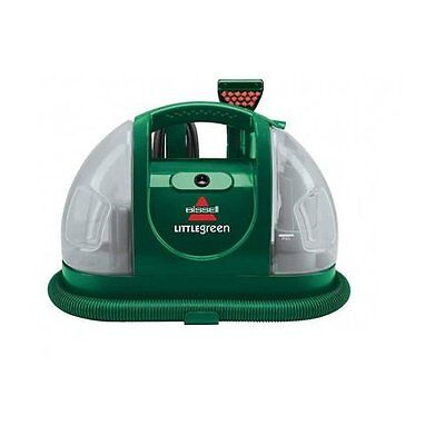 (BISSELL LITTLE GREEN MACHINE-COMPACT MULTIPURPOSE CARPET CLEANER)
