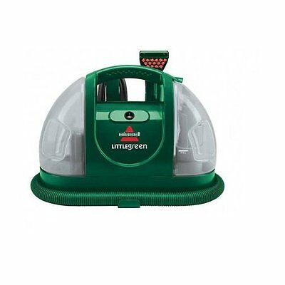 bissell little green machine bissell green machine compact multipurpose carpet 29269