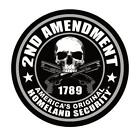 Homeland Security Sticker