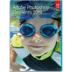 NEW - Adobe Photoshop Elements 2019