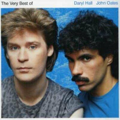 Hall Daryl and John Oates - The Very Best Of