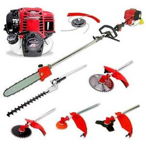 Buy New 6 in 1 Black Eagle Multi-Tools Brush Cutter Hedge Trimmer Fairfield Fairfield Area Preview