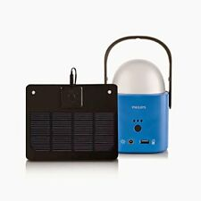 Philips Camping LED Solar Lampe Nachtlicht Campinglaterne Campinglampe 21-9-5-88