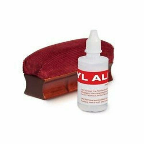 ION Audio Vinyl Alive (ICT07)   Record Cleaning Kit with Cleaning Solution an...