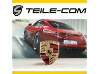Original Porsche Vorne Motorhaube Abzeichen Emblem Wappen 9P1853601 991 981 970