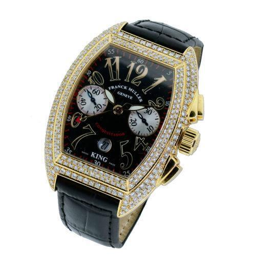 Franck muller conquistador wristwatches ebay for Franck muller watches
