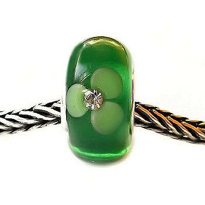 Abalorio/Cristal Murano/ Murano glass bead/ Compatible con Pulseras Europeas
