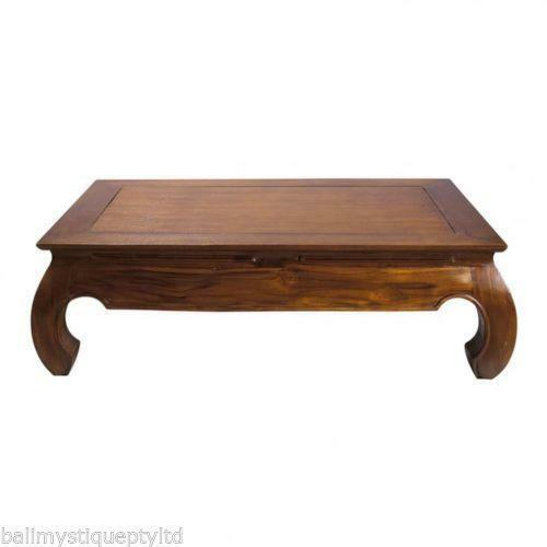 Bali coffee table ebay for Coffee tables ebay australia