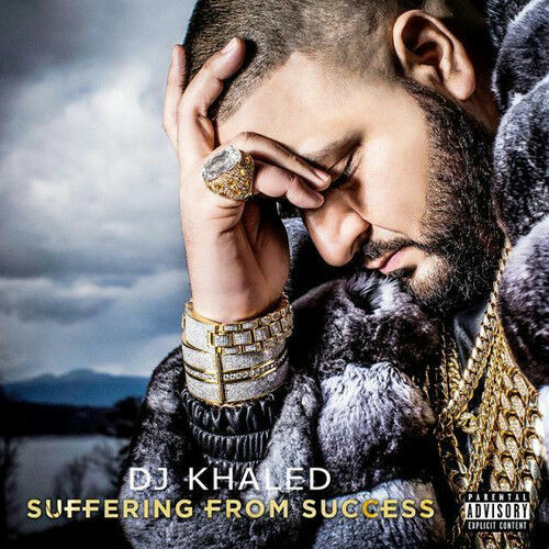 DJ Khaled - Suffering from Success [New CD] Explicit