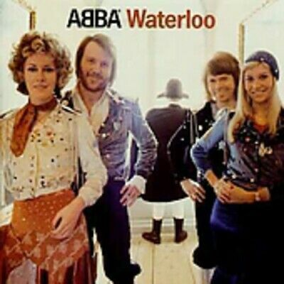 ABBA - Waterloo [New CD] Bonus Tracks, Rmst