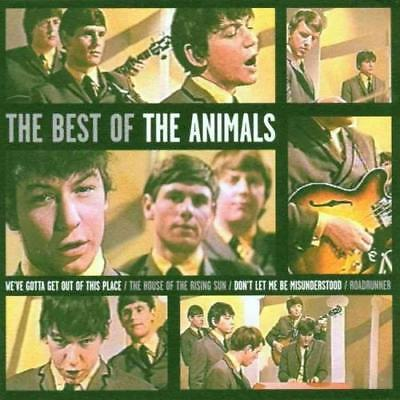 THE ANIMALS - BEST OF [REMASTER] NEW CD
