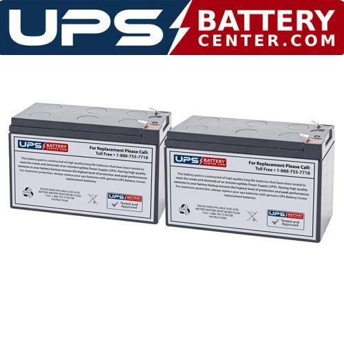 Eaton Powerware 5S1000LCD Compatible Replacement Battery Set