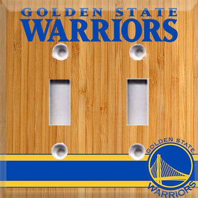 Basketball Golden State Warriors Light Switch Plate ~ Cover Choose Your Cover ~](Basketball Light)
