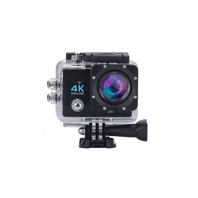 4K Ultra HD Wifi 16MP Car Bike Helmet Cam Sports Action Waterproof Camera SJ4000