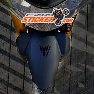 FZ-09 Front Wheel Fender sticker