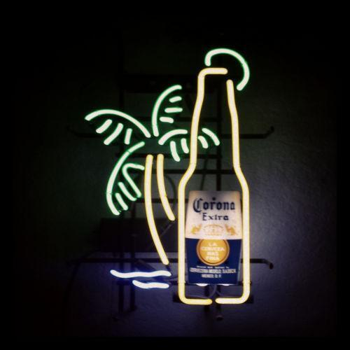 Corona Neon Bar Sign Ebay
