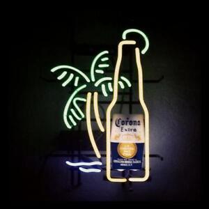 Corona Neon Bar Sign