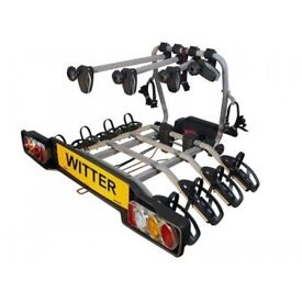 Witter XZ412 Tow Bar Cycle Carrier