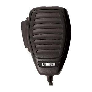 UNIDEN MK770 TRANSCEIVER MICROPHONE SUITS UH7700 7740 7750NB UHF RADIO