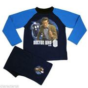 Dr Who Pyjamas