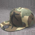 Snapback Camouflage Hats for Men