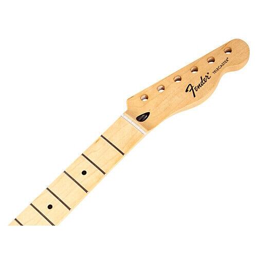 * Fender Telecaster Replacement Neck Maple Standard Med Jumbo Tele 0995102921