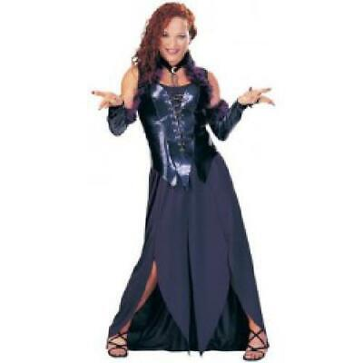 Halloween Enchantress Bustier Costume 10-12 Budget Fancy Dress - Budget Halloween Costume