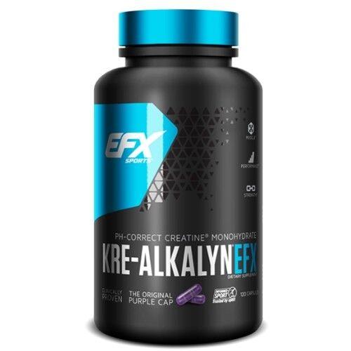 EFX Kre-Alkalyn 240 Kapseln Original Krealkalyn Muskelaufbau Ohne Nebenwirkung