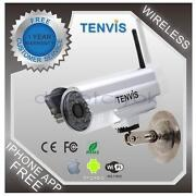 Outdoor Wireless IP Camera