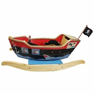 Pirate Ship Rocker - NIB - Never Opened!