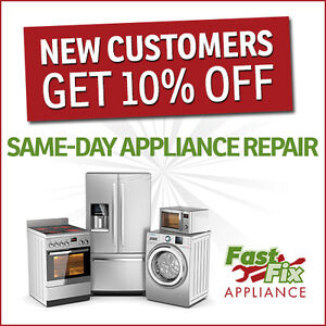 APPLIANCE REPAIR SAME-DAY Downtown-West End Greater Vancouver Area image 1