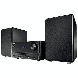 INSIGNIA* NS-SH513-C HiFi SYSTEM w BLUETOOTH, CD, MP3, USB & AUX