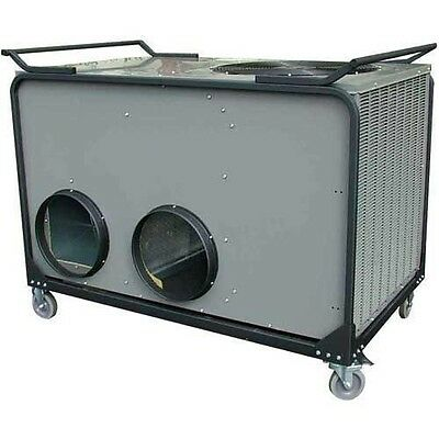 Portable Air Conditioner & Heater - 42,000 BTU Cool - 42,000 BTU Heat - 2 Duct