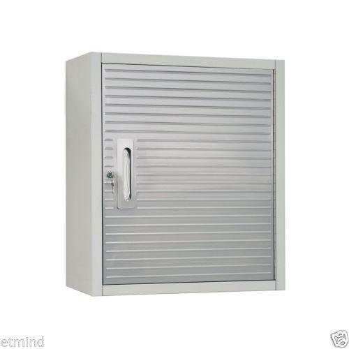 metal wall cabinet ebay. Black Bedroom Furniture Sets. Home Design Ideas