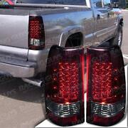 GMC Sierra LED Tail Lights