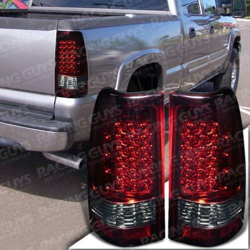 gmc sierra led tail lights ebay. Black Bedroom Furniture Sets. Home Design Ideas