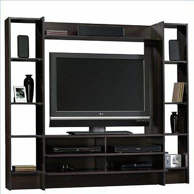 مكتبة تلفزيون جديد Home Entertainment Cabinet TV Stand Center Wood Storage Console Media Furniture