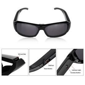 HD 720P Glasses Spy Hidden Sport Camera DVR Video Recorder Eyewear DV Camcord TS