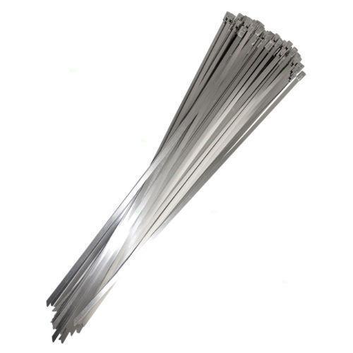 Metal Cable Ties Ebay