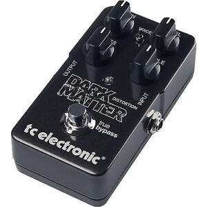 Dark matter distortion pedal