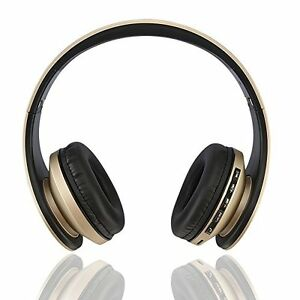 Bluetooth Headphones, fOLDABLE WITH FM RADIO and mp3 player