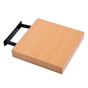 Floating Wood Shelf Diy